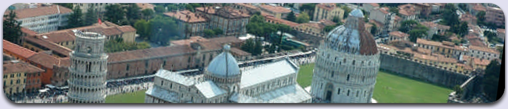 Images of Pisa Slideshow